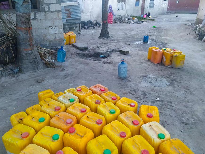 Vasche di raccolta acqua